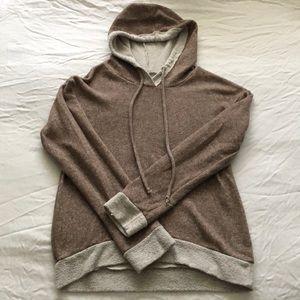 Soft Terry Cloth Hoodie